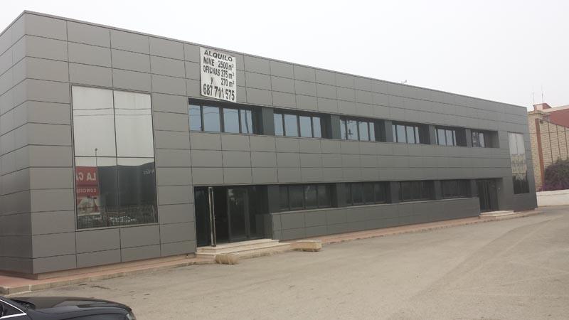 Edificio de oficinas de Lodroño S.A.