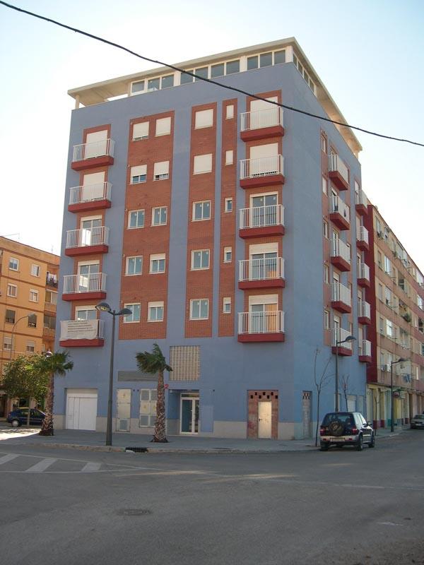 Edificio de viviendas en Nazaret