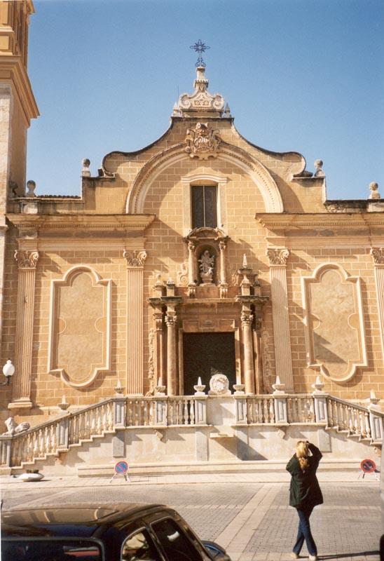Iglesia de Benaguacil