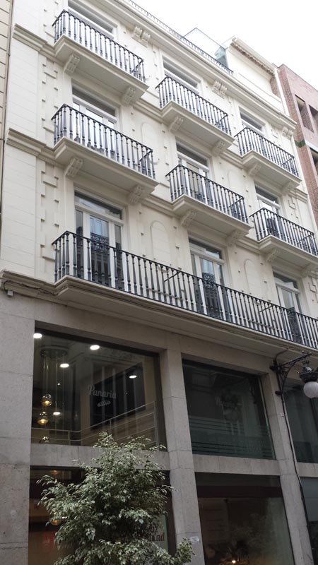 Rehabilitación edificio calle Ruiz de Lihory