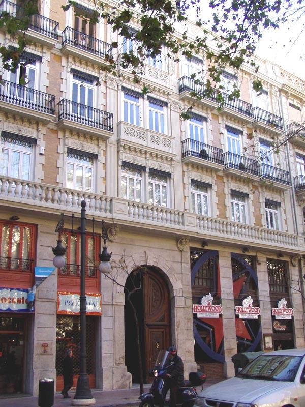 Edificio calle Gran Vía 3
